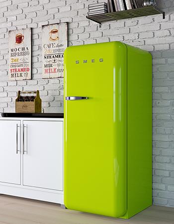 Een pronkstuk in de keuken groen de trendkleur van 2017 voor je interieur - Trendkleur keuken ...