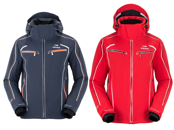 veste de ski pour homme eider tenues de ski les. Black Bedroom Furniture Sets. Home Design Ideas