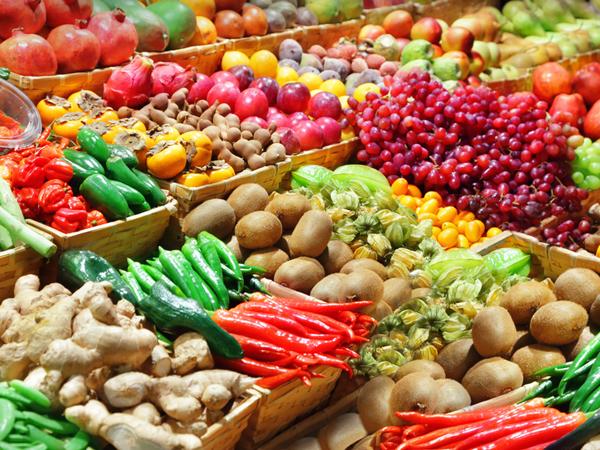Waar komen groenten en fruit vandaan eten onze kinderen for Nep fruit waar te koop