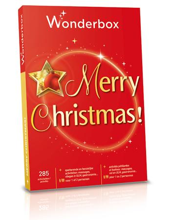 Gagnez un coffret wonderbox merry christmas concours for Wonderbox cours de cuisine