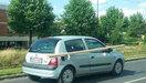 Als de plank niet in de wagen past, moet het maar zo!