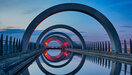 The Falkirk Wheel - Schotland