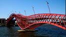 De Pythonbrug - Amsterdam