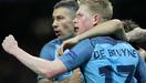 Manchester City – 524,2 millions d'euros