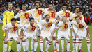 L'équipe d'Espagne – 590,5 millions d'euros