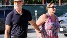 Pierce Brosnan en Keely Shaye Smith