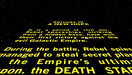 De plot van 'Rogue One' is geïnspireerd door één zin uit Episode IV – A New Hope