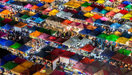 Kajan Madrasmail - Colorful Market