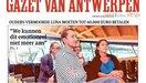 Gazet van Antwerpen van dinsdag 15/10/2013