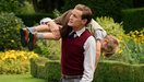 Matt Smith joue Philip, le duc d'Édimbourg