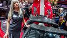 Les plus belles hôtesses du Salon de l'Auto 2017 (deuxième partie)