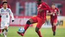Asamoah Gyan, Shanghai SIPG, 15 millionsd'euros par an