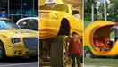 Les taxis les plus incroyables