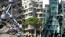 De vreemdste gebouwen van Europa