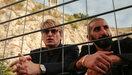 De lokale gangster: Farid (Hedi Bouchenafa)