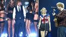 "Ed Sheeran : ""Taylor Swift est une anomalie"""