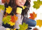 Weg herfstblues, leve de vallende blaadjes!