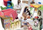 Une chambre d'enfant qui respecte l'environnement
