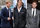 De meest sexy mannen van 2016