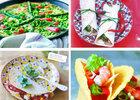 Recettes faciles de tacos et tortillas