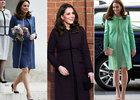 De stijlvolle derde zwangerschap van Kate Middleton