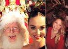 Photos souvenirs : Noël chez les stars