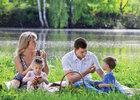 Activités en famille aux Lacs de l'Eau d'Heure