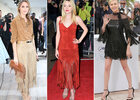 Vive les franges! On s'inspire du look des stars