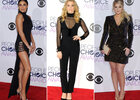 De rode loper van de People's Choice Awards