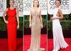 Prachtige jurken op de Golden Globes