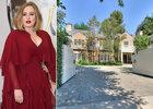 De nieuwe Amerikaanse villa van Adele