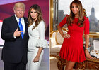Le style de Melania Trump: de top model à first lady