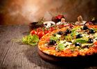 Zuiderse pizza op je bord