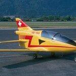 Le plus petit avion à réaction