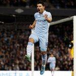 Sergio Agüero : 18,8 millions d'euros par an