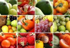 Elk seizoen zijn groenten