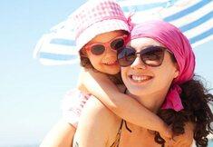 Op vakantie als single parent