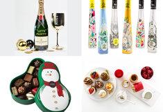 Cadeaux gourmands pour les fêtes, à partir de 4€
