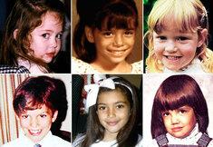 Herken jij de sterren op hun kinderfoto's?