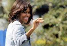 Michelle Obama : un an de looks