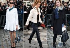 Semaine de la mode à Paris : qui était au premier rang ?