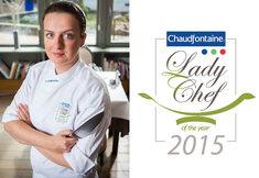 Anne-Sophie Breysem: Lady Chef of the Year 2015