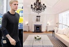 Bienvenue chez Justin Bieber