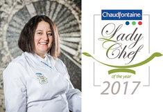Laure Genonceaux, Lady Chef 2017