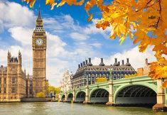 Profitez d'un automne coloré en Grande-Bretagne
