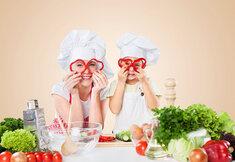 Leer je kinderen alles eten!