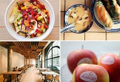 Licht en gezond eten in de nieuwe fast good restaurants van Brussel!