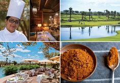 Marrakech : saveurs et bonheurs du Royal Palm
