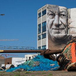 Streetartkunstenaars brengen Oostendse muren tot leven