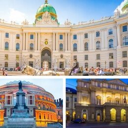 Top 10 must-visit plaatsen die klassieke muziek ademen